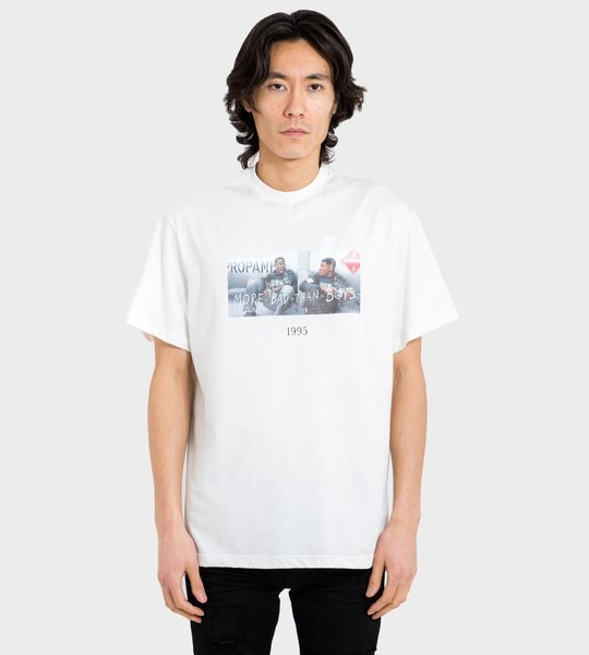 Bad Boys T-shirt White
