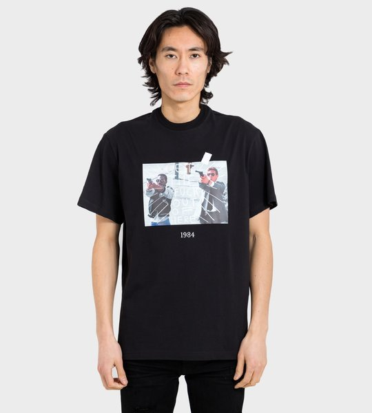 Axel T-shirt Black