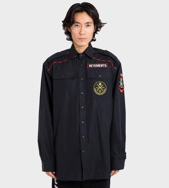 For Rent Shirt Black