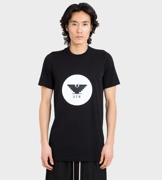 T-shirt Black UFW