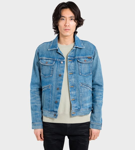 Denim Jacket Multi