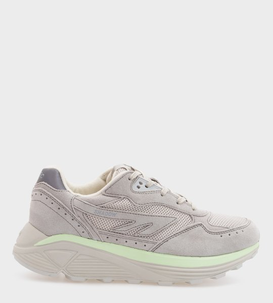HTS Shadow RGS Silver/Mint Foam Sneakers