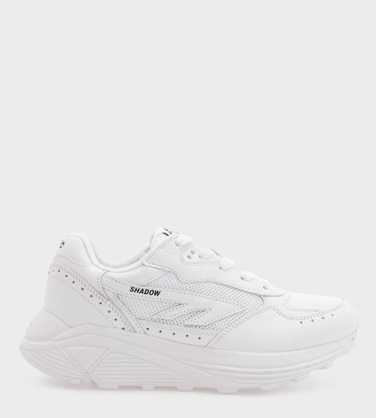 HTS Shadow RGS White/Black Sneakers