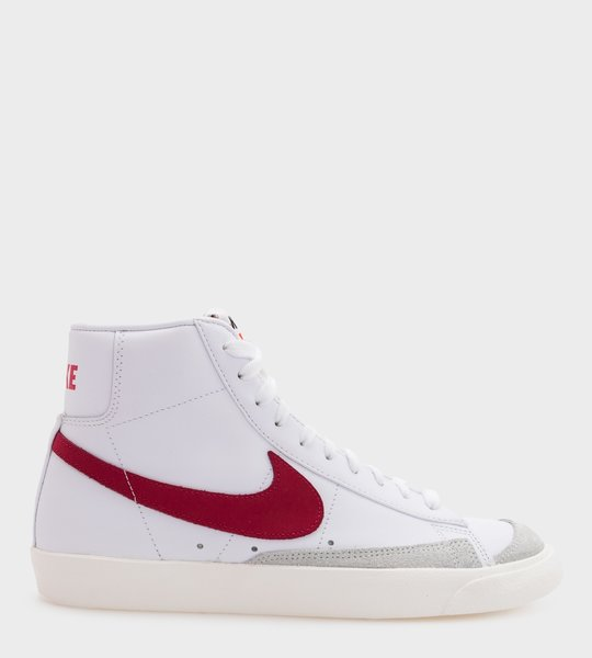 Blazer Mid '77 Vintage White/Red