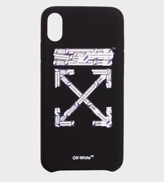Phone Case  XS MAX Black