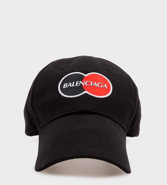 Cap Mastercard Black