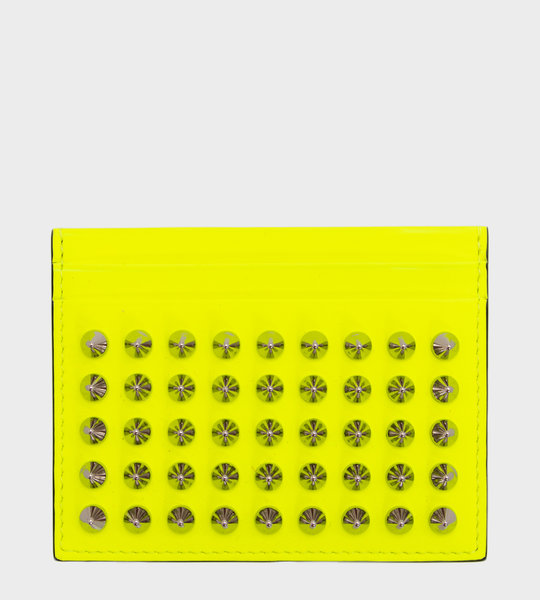 Cardholder Yellow