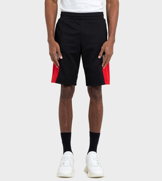 Shorts Black Red