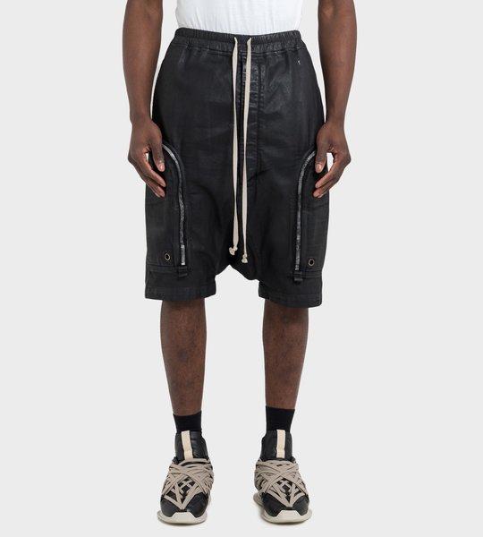 Bahaus Shorts Black
