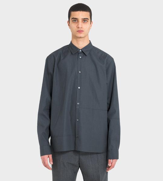 Boxy Shirt Grey