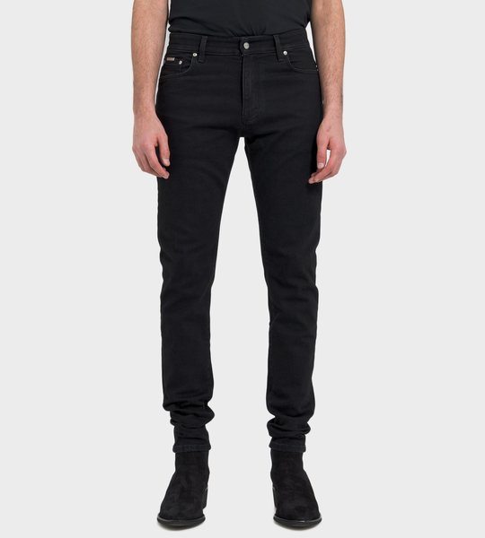 Denim Jet Black