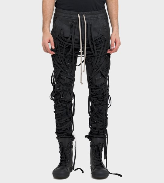 Thomas Jogger Pants Black