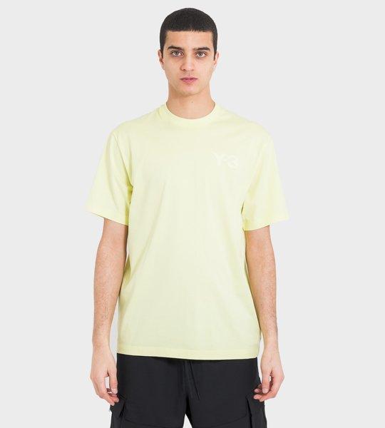 Classic Cotton T-shirt Yellow