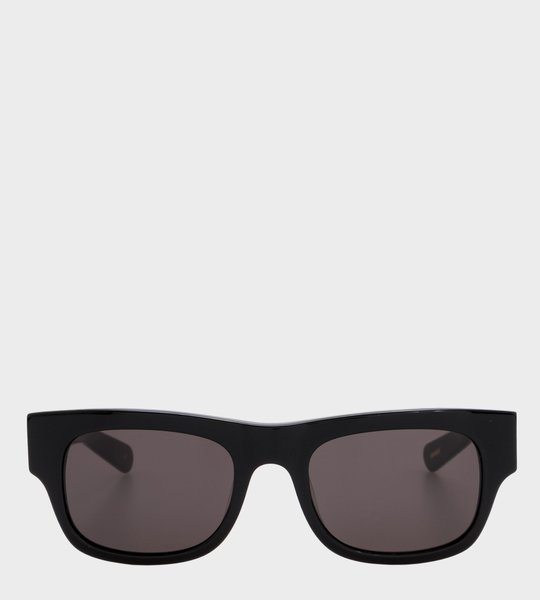 Flat Sunglasses Black