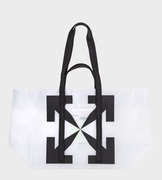 Tote Bag Arrow Diagonals