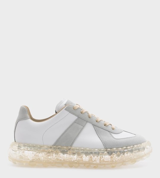 Maison Margiela Replica Super Bounce Sneakers White