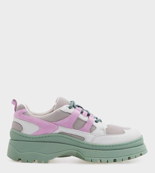 Nomad Sneaker Lila