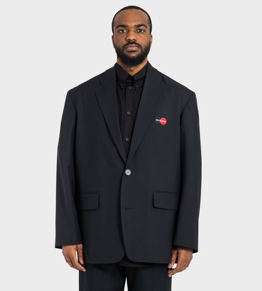 Uniform Boxy Small Fit Single Breasted Jacket
