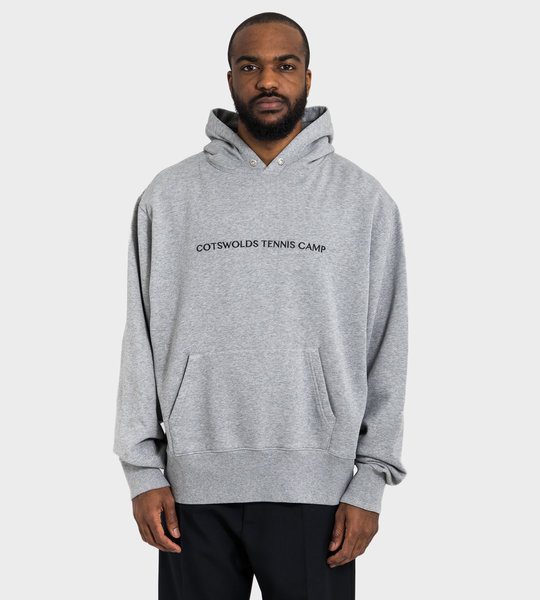 Cotswolds Hoodie Grey
