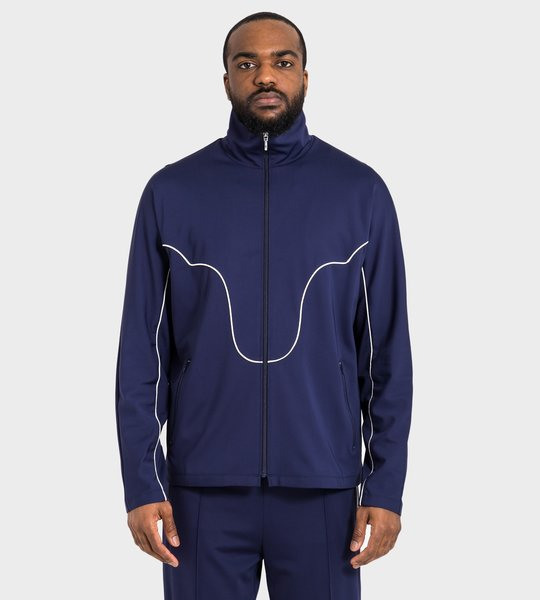 Cotswolds Track Jacket Blue