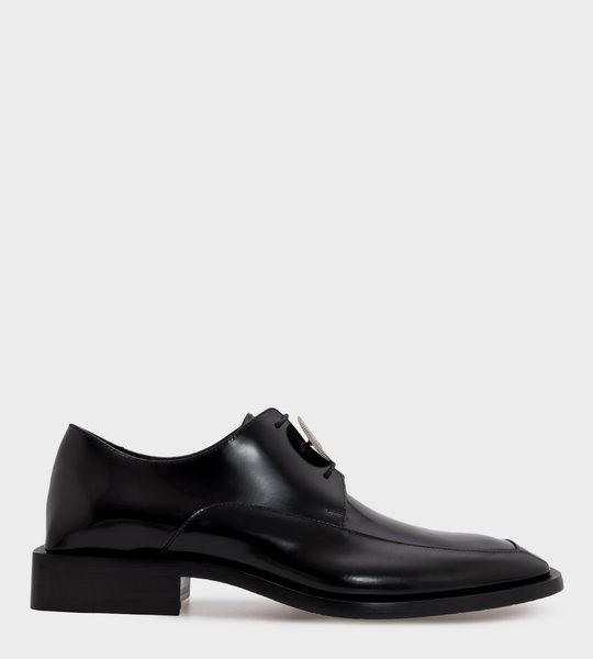 Coin Rim L20 Derby Shoes Black