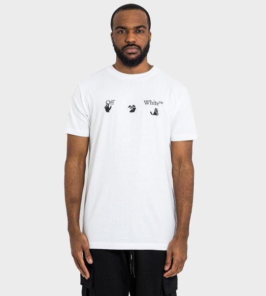 Big Logo S/S T-shirt White