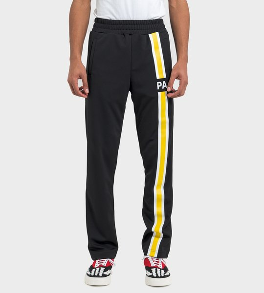 Monogram Track Pants Black