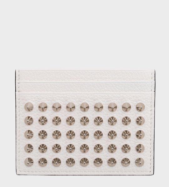 Cardholder White