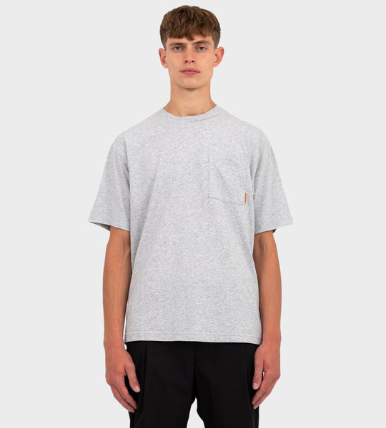 Boxy Fit T-shirt Grey