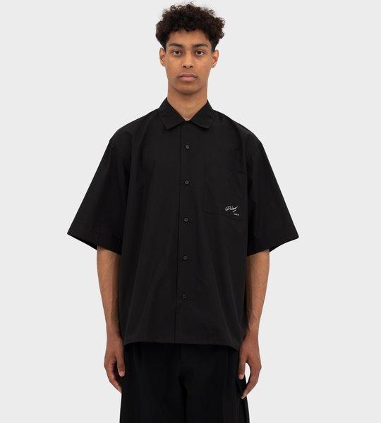 Kurt S/S Bowling Shirt