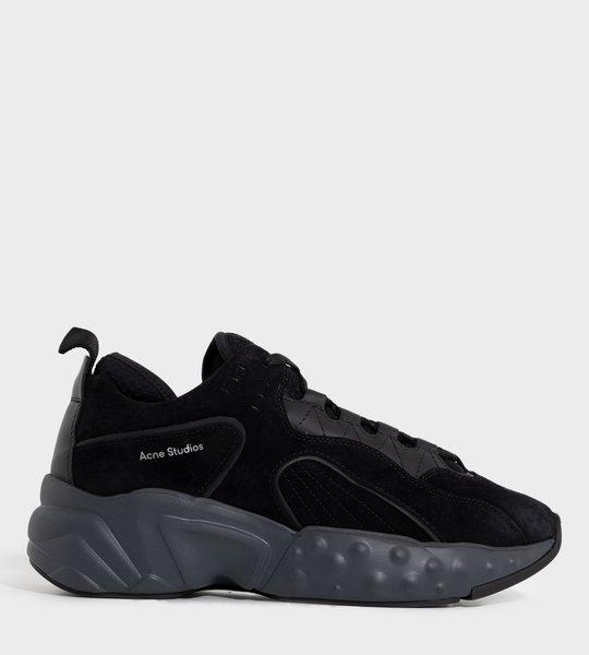Rockaway Suede Sneakers Black