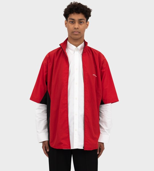 Tracksuit Shirt Red