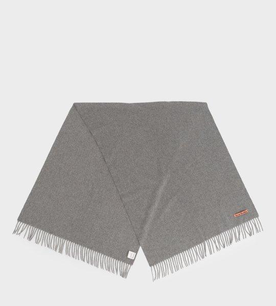 Canada New Grey Melange Scarf