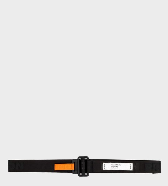 Tape Belt Black