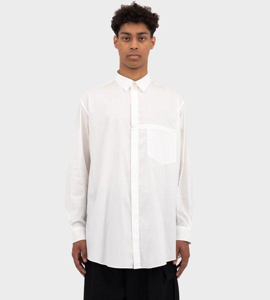 M Classic Shirt White