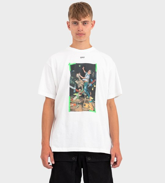 Pascal T-shirt In White