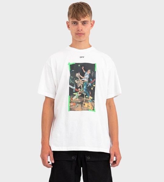 Pascal T-shirt White