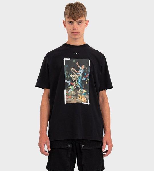 Pascal T-Shirt Black