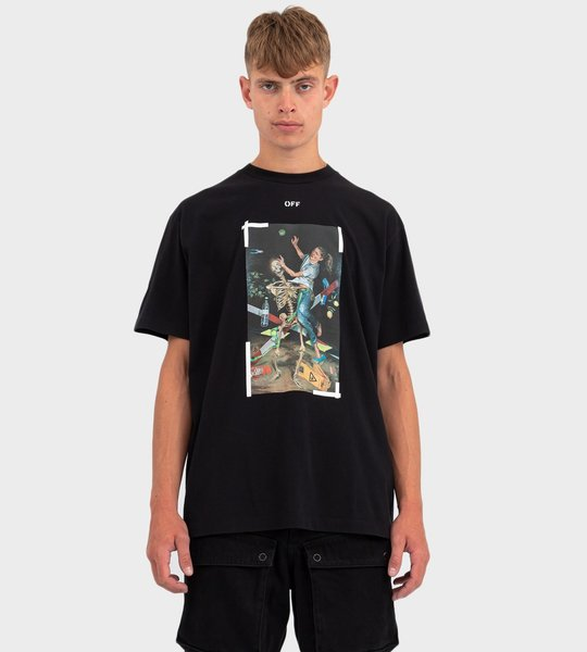 Pascal T-Shirt In Black