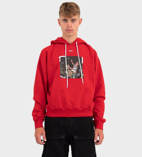 Pascal Hoodie Red