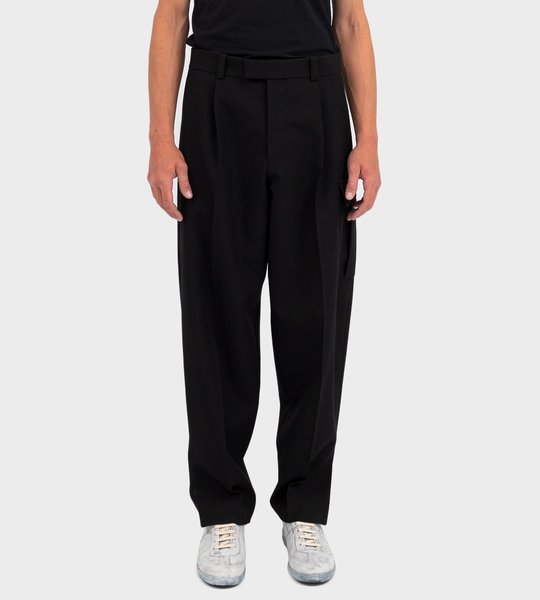 Colonel Utility Trousers Black