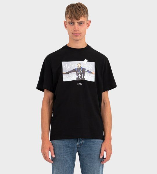 Ronny T-shirt Black
