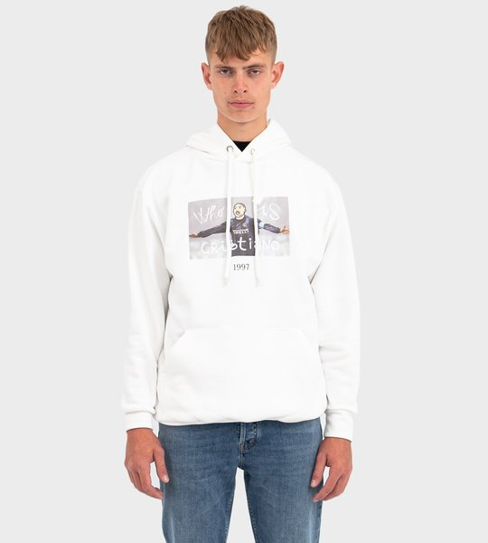 Ronny Hoodie White