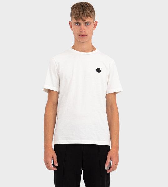 Maglia Silicone Logo T-shirt White