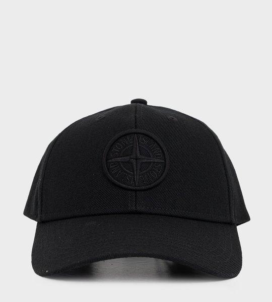 Compass Cap Black