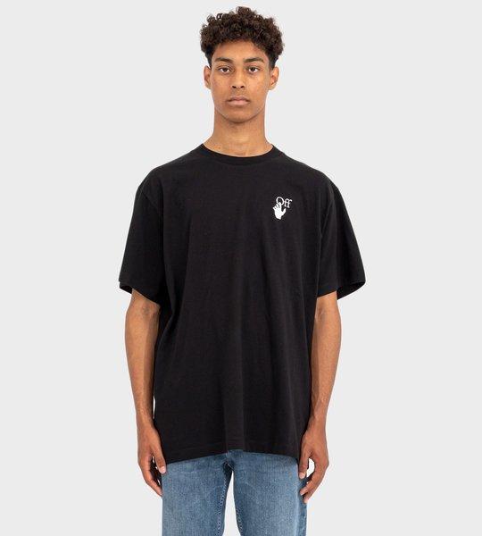 Pascal Arrows T-shirt Black