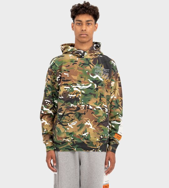 HP X Ministry Of Defence Camouflage Hoodie