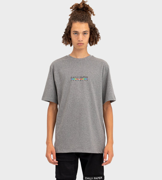 Jormel T-Shirt Grey Melange