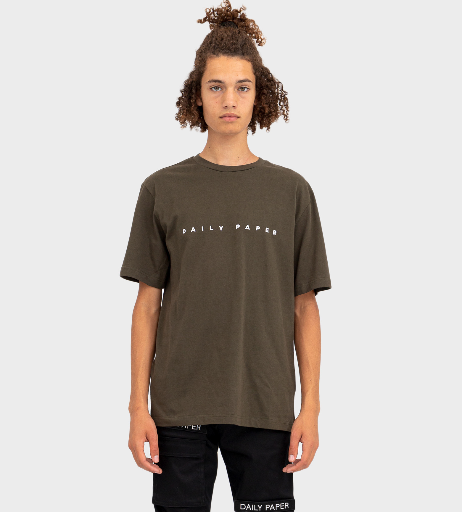 DAILY PAPER Alias T-Shirt Forest Green