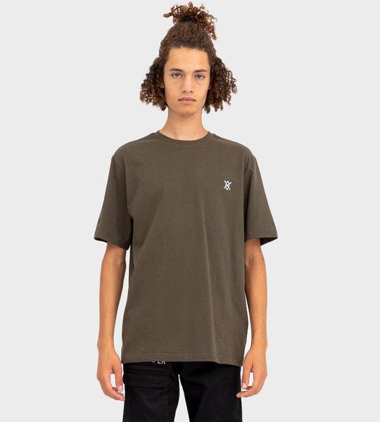 Shield T-Shirt Forest Green
